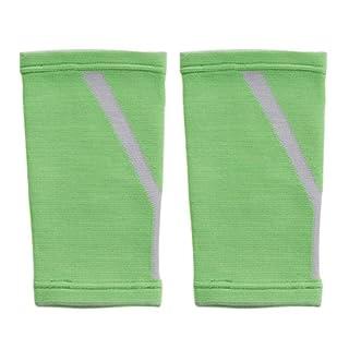 Awakingdemi New Leg Slimming Shaper Compression Carf Support Sleeve Massage Belt Brace