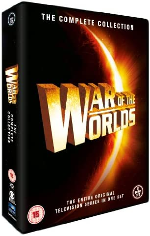 War Of The Worlds The Complete Collection DVD Set