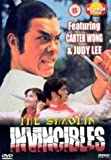 Shaolin Invincibles [1977] [DVD] [Edizione: Regno Unito]