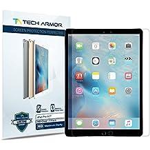 "Tech Armor - Pack de 2 protectores de pantalla HD-Clear para iPad Pro (9,7"") de Apple - Alta definición"