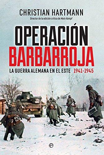 Operación Barbarroja por Christian Hartmann