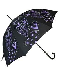 Corazones Stick paraguas