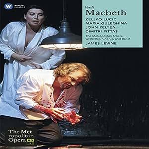 Verdi: Macbeth [DVD] [2008]