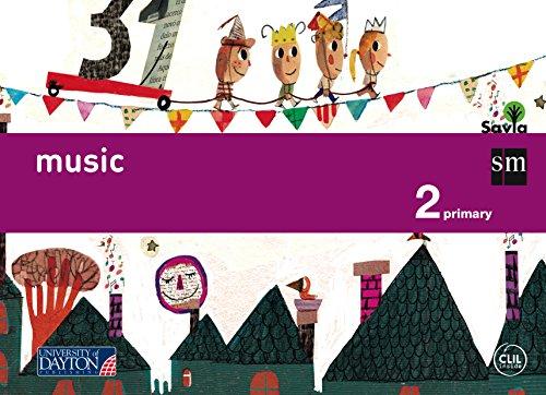 Music. 2 Primary. Savia - 9788415743699 por Ángel Müller Gómez