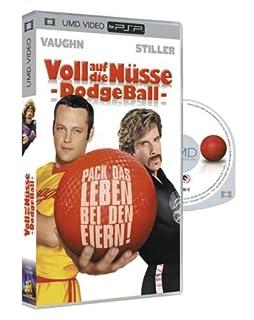 Voll auf die Nüsse - DodgeBall [UMD Universal Media Disc]