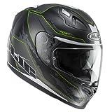 HJC Motorradhelm FG-ST Besty MC4SF, Schwarz, Größe S