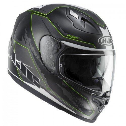 HJC–Casco moto–HJC fg-st Besty mc4sf Verde verde