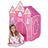 New Chad Valley Princess Castle Play Tent Pink