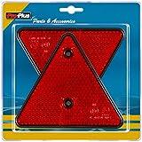 ProPlus 343751S Réflecteur de Triangle, Set de 2