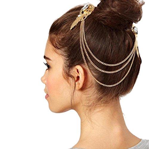 Malloom® Gland Bord De Personnalité De La Mode Aux Accessoires De Cheveux Clip De Serrage