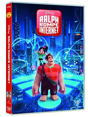 Ralph Rompe Internet [DVD]