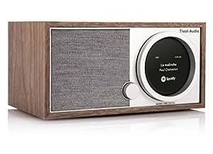 Tivoli model one digital M1DWAL Classic Walnut - Grey