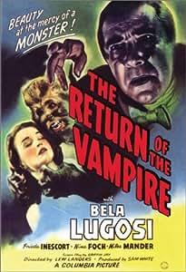 Return of Vampire [DVD] [1943] [Region 1] [US Import] [NTSC]