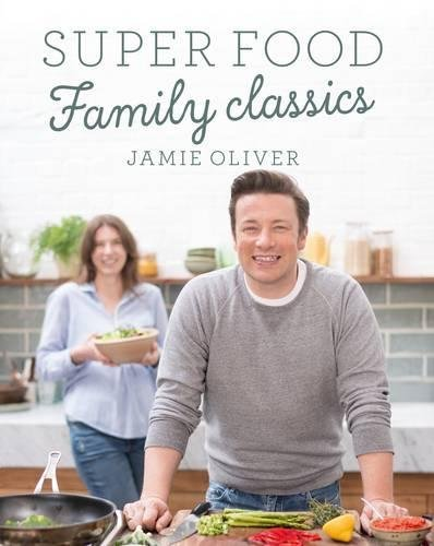Super Food Family Classics Cover Image
