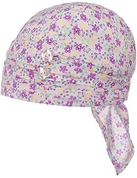 Turbante da Bambino a Fiori beanie bambini cappellino sole