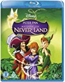 Peter Pan 2 - Return to Neverland [Blu-ray] [2002] [Region Free]