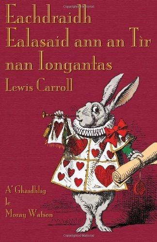 Eachdraidh Ealasaid Ann an Tir Nan Iongantas (Paperback)(Scottish Gaelic) - Common