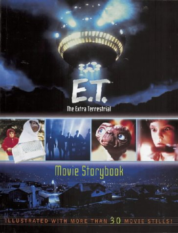 E.T., the extra terrestrial storybook