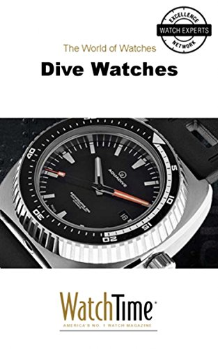 dive-watches-guidebook-for-luxury-watches-english-edition