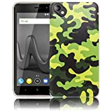 thematys Wiko Sunny 2 PLUS Camouflage Silicone Protective