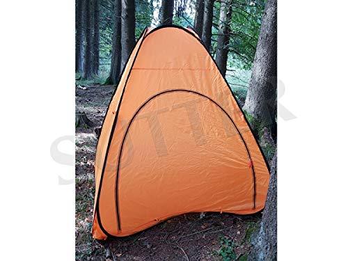 Pop-Up Zelt, Wurfzelt, wasserbeständig/Windschutz & Sichtschutz/Sekundenzelt für Outdoor Sport Camping Wandern Reisen Strand