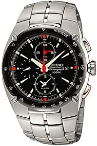 Seiko Gents Sportura SNA451P1 Chronograph Watch
