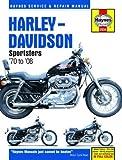 Harley-Davidson Sportsters '70 to '08 (Haynes Service & Repair Manual) by John H Haynes (2008-03-15)