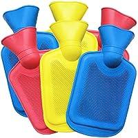 Mini Wärmflaschen – 6er Pack – eine von jeder Farbe preisvergleich bei billige-tabletten.eu
