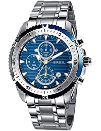 078a62cc1fe Amazon.it  orologio cronografo breil - Al quarzo  Orologi
