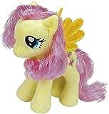 TY 41019 - My Little Pony Baby - Schmusetier Fluttershy, 15 cm