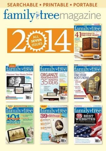 Family Tree Magazine 2014 por Family Tree Magazine Editors
