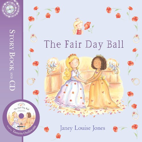 Princess Poppy: The Fair Day Ball (Princess Poppy Picture Books, Band 1)