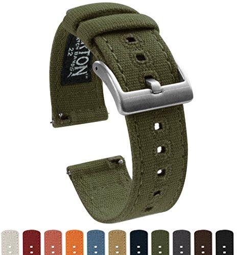 Preisvergleich Produktbild Barton Watch Bands - -Armbanduhr- CANQRARMY20