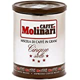 Caffè Molinari Premium Espresso 5*, 250 g ganze Bohnen
