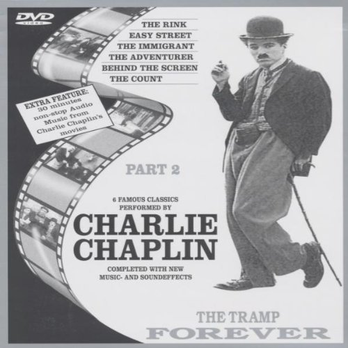 Charlie Chaplin - The Tramp Forever, Part 2