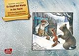 Es klopft bei Wanja in der Nacht - Bilderbuchgeschichten für unser Erzähltheater. Entdecken. Erzählen. Begreifen. Kamishibai Bildkartenset. 12 Bildkarten.
