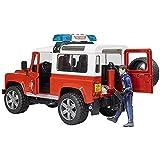 bruder 02596 Toys Spielzeug, rot...