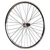 Taylor-Wheels Laufrad 26 Zoll Hinterrad Ryde Zac19 Shimano Tourney TX10 schwarz
