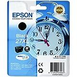 Epson Alarm Clock No.27XL Series High Capacity Ink Cartridge - Black
