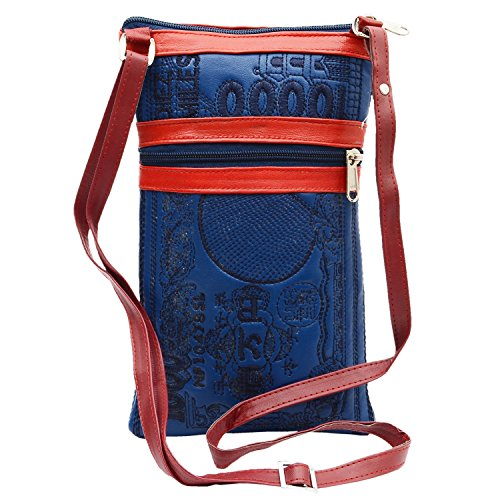 Bagaholics Girls sling bag Ladies Cross Body Women side bag Purse Gift – Blue