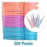 200Stück Kunststoff Storm Pegs–S508, Wind–geeignet für die meisten von Wäscheleinen