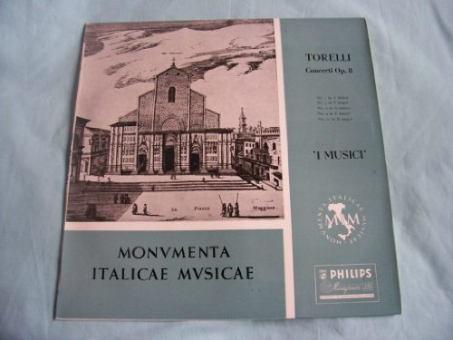 ABL 3153 I MUSICI Torelli Concerti LP