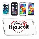 Handyhülle Samsung S3 Galaxy I Love Helene Hardcase Schutzhülle Handycover Smart Cover für Dein Smartphone
