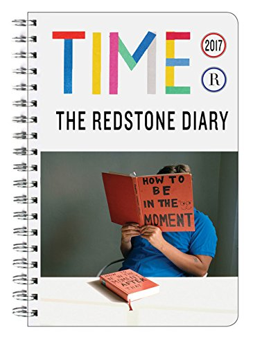 Redstone diary 2017 /anglais par Julien Rotherstein