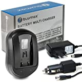 Chargeur universel pour batteries BP-511 A Multi Charger
