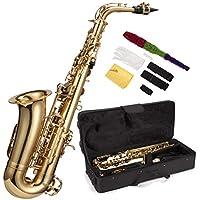 Windsor MI-1005 Saxofón alto, color dorado
