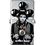 Effets guitare électrique DUNLOP JIMI HENDRIX - GYPSY FUZZ FACE Distortion - fuzz - overdrive...