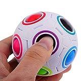Newin Star 2017 Pop Rainbow Magic Ball torcedura del Cubo de plástico...