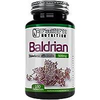 Baldrian 180 Tabletten je 500mg von Fat2Fit Nutrition Die preiswerte Alternative preisvergleich bei billige-tabletten.eu