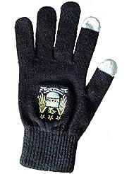 Manchester City Écran tactile Gants en tricot